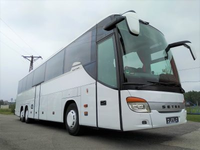 Setra 416 GT-HD Euro5